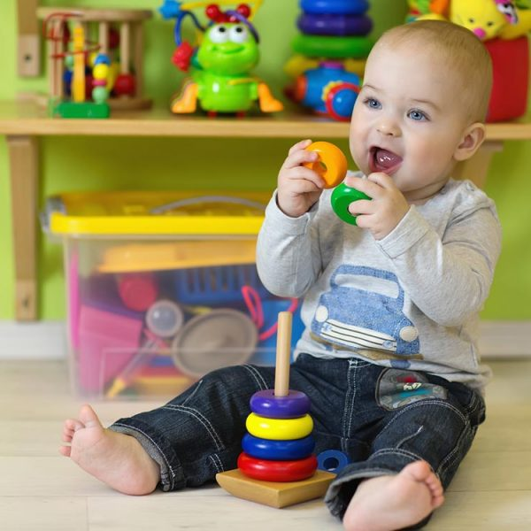 El objetivo prioritario de Guarderia Arsai es que los niños sean felices